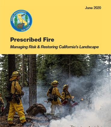 Prescribed Burning Booklet